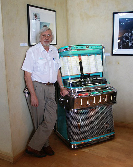 Terry Lovell - Jukebox Co Owner