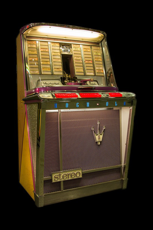 Classic Rock-Ola, AMI Jukeboxes For Sale - Jukebox Co